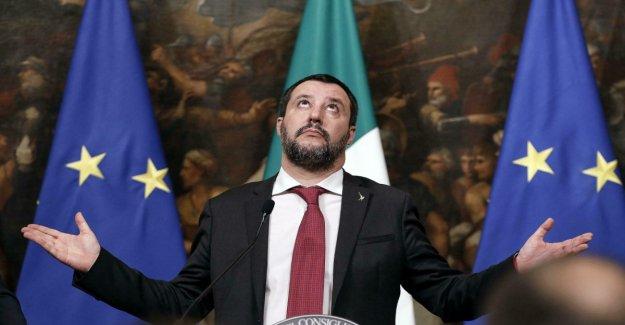 Paris calls back Ambassador from Rome