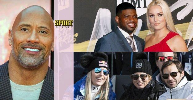 Pensionärslivet: F1, Federer & Hollywood
