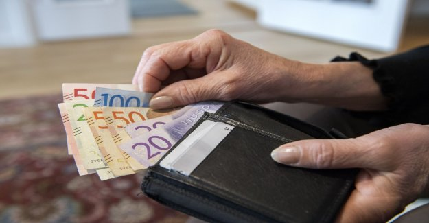 Pensioners get more money in your wallet