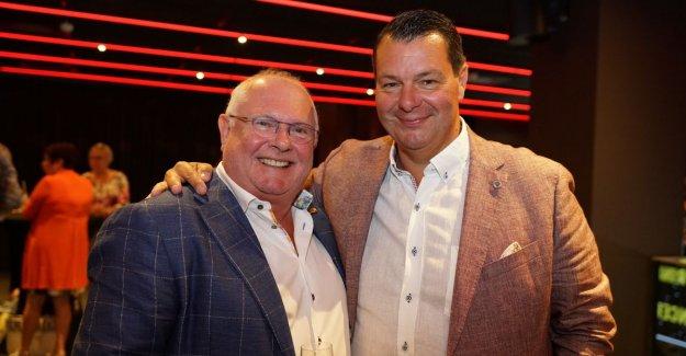 Peter Callant is no longer president of KV Oostende, Frank Dierckens takes reins