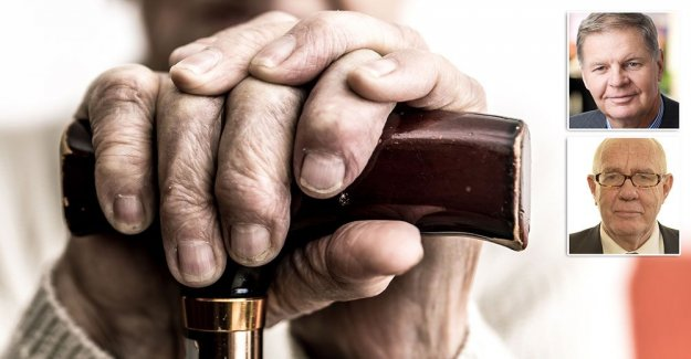 Pitiful pensions – a threat to democracy