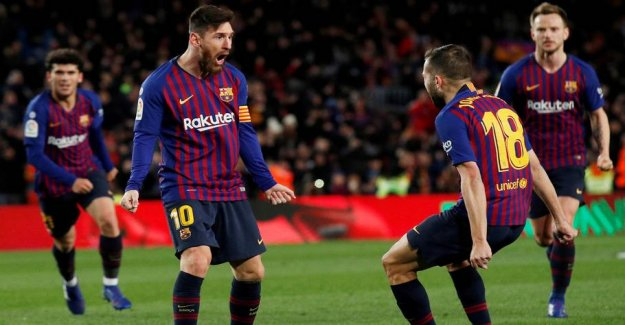 Please, Stop! Messi rounds grotesque milestone