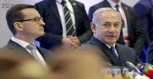 Poland withdraws from the meeting in Israel