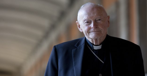 Pope dismisses former Archbishop for the abuse
