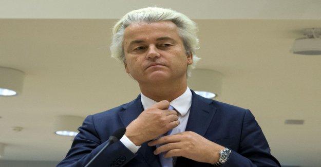 Populisten Wilders friend became a muslim