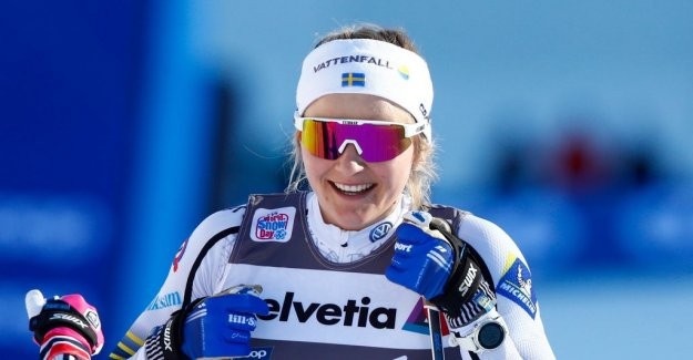 Positive signals for Stina Nilsson