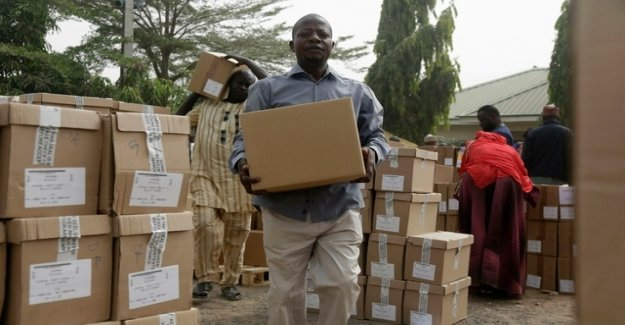 President election in Nigeria at the last Minute moved