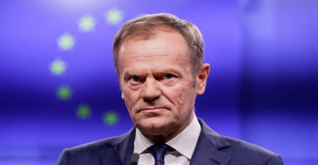 President of the european UNION rages: -- They have a special place in hell