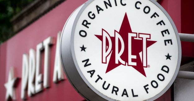 Pret A Manger will soon be the first office in our country