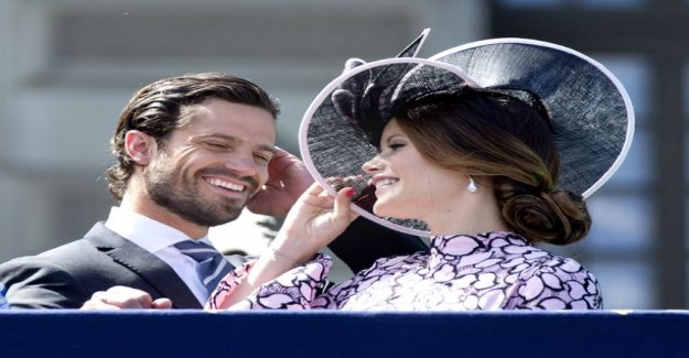 Prince Carl Philip and princess Sofia published a rough online guide – advise parents to address nude photos of send processing
