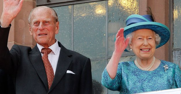 Prince Philip, 97, leaving in their driving license