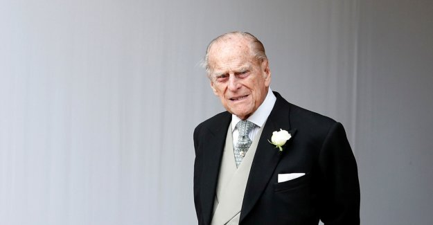 Prince Philip has given up his licence
