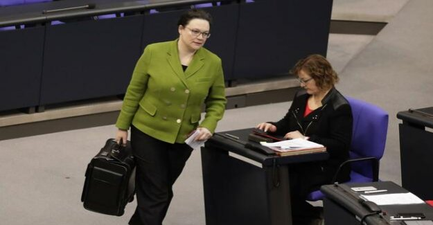 Proposals of the SPD : Now don't make a better living