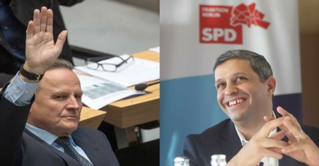 Public Prosecutor's office Berlin : AfD and the rat holes: proceedings against SPD party leader Saleh set