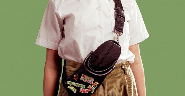Pure modehorror? The first Crocs handbag is a fact