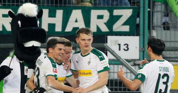 Questions in the round : Gladbach is the master! Or?