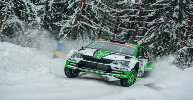 Rally Sweden to 2019 - all seasons, special stages and dates