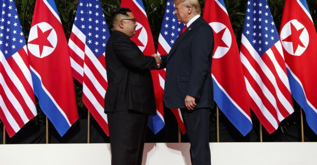 Ready for another summit: - North Korea will be an economic great power