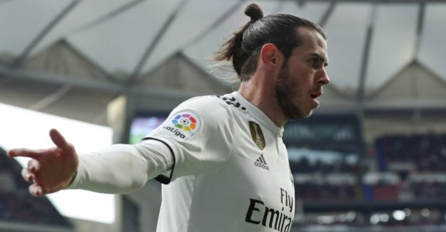 Real Madrid wins the city Derby