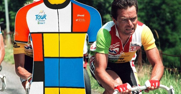 Remarkable leader's jersey in Tour of Provence: five iconic jerseys from the cycling history