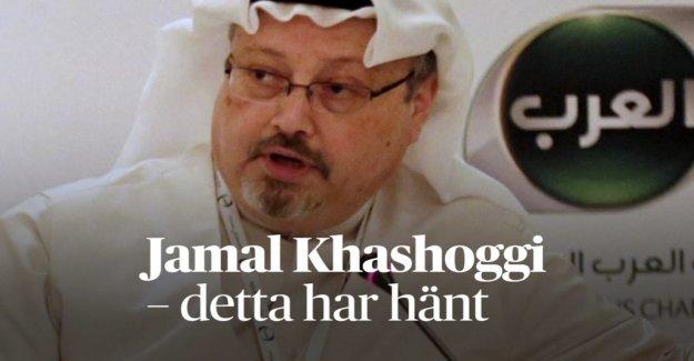 Report: crown Prince bin Salman, after Khashoggi with an ordinary bullet