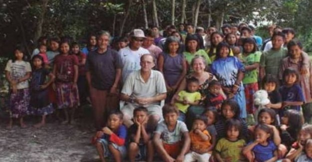 Risk the charge of genocide: Came close to the tribal peoples in the Amazon