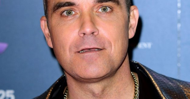 Robbie Williams blows out 45 candles: 10 things you didn't know about the star