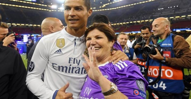 Ronaldo's mother is fighting for his life