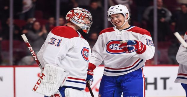 Rookie sensation Jesperi eagle cape, 18, made history might follow the Montreal canadien's - No doubt, scouttimme make an excellent choice