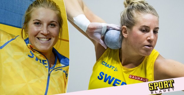 Roos slaughtered the Swedish record