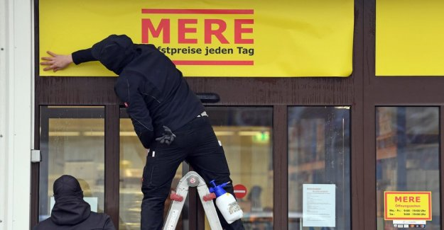Russian discount store establishes itself in Germany