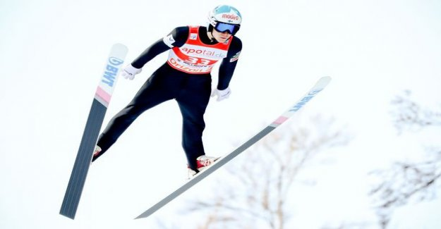 Ryoyu Kobayashi flew into the overwhelming victory willingenin in – Antti Aalto best Finnish