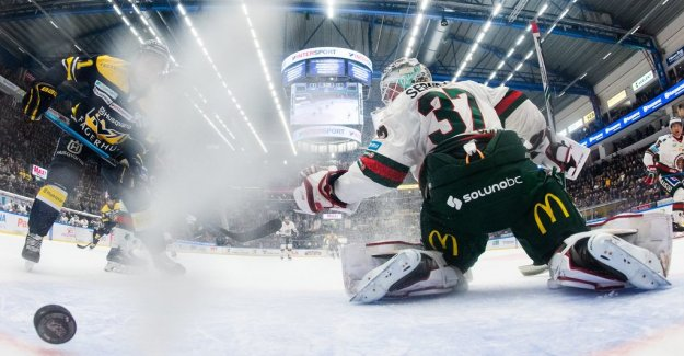 SHL-clubs endorses the guaranteed relegation