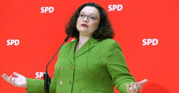 SPD : What wants to change Andrea Nahles on Hartz IV exactly