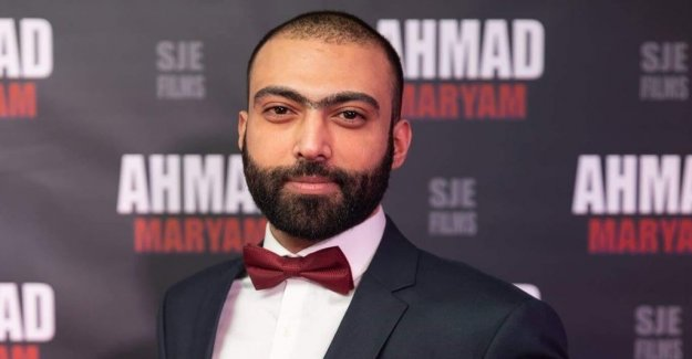 Saleh's film depicts the escape from Syria to Sweden