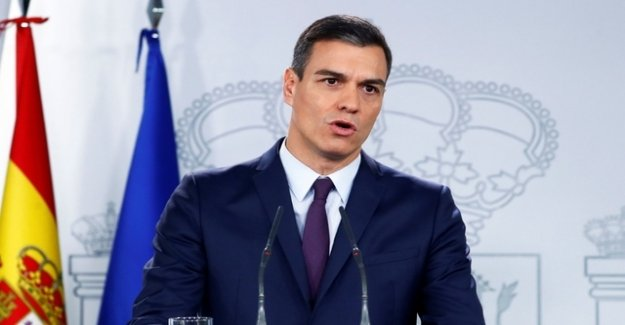 Sánchez calls new election for March 28. April