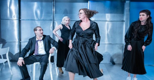 Scenrecension: Kulturprofilen and the Academy nor does it sync with molière's play
