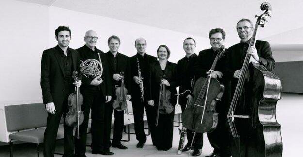 Scharoun Ensemble : The shadow of the sound
