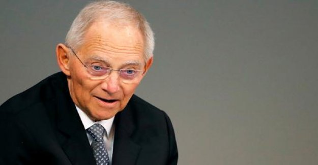 Schäuble is at the end of the EU-unanimity in votes