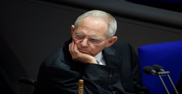 Schäuble wants to throw EU unanimity on Board