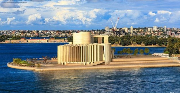 See Utzon's competitors: How could the opera house have looked like