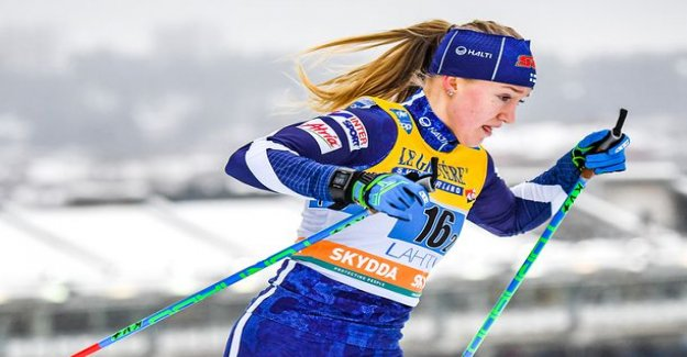 Seefeld world championships soon started - here are the Finnish cross-country skiers sprint