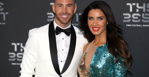 Sergio Ramos goes in June to get married with the Spanish, who twice has been voted 'sexiest in world'