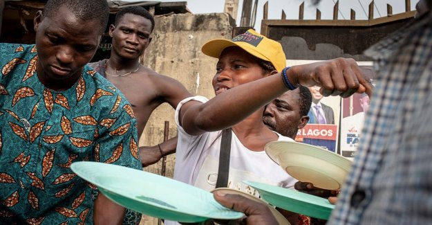 Set choice will be a bang for the Nigerian poor – then opened the David the wallet