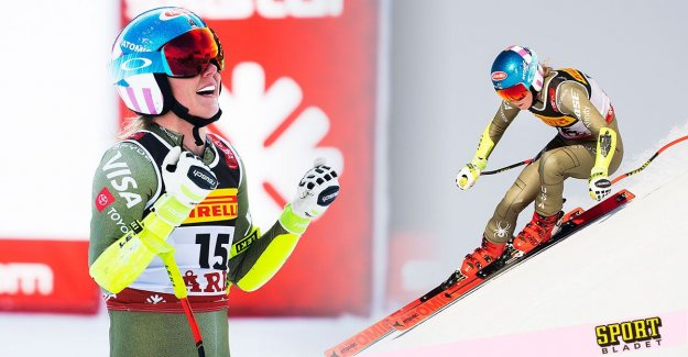 Shiffrin wants to introduce four medals after the drama