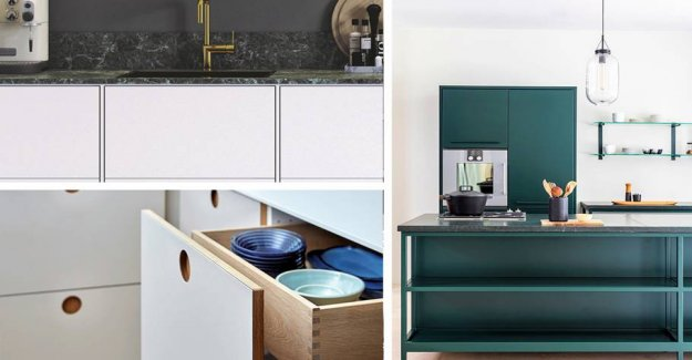 Six new trends for your kitchen in 2019