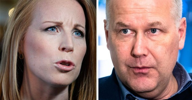 Sjöstedt disappointed call with Annie Lööf – after SD-parable