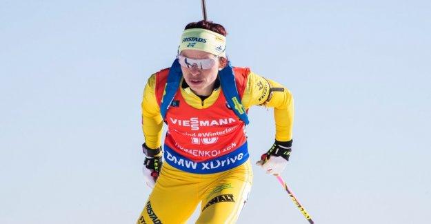 Skidskyttetävlingar threatened by the cold