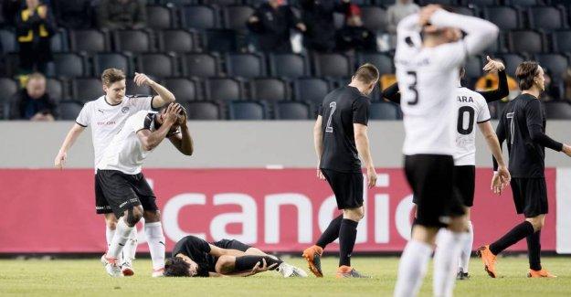 Skrækskade on the field: - I could be dead