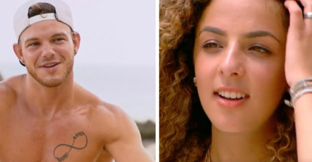 So so impression of the seducer: episode 2 of 'Temptation Island' in a nutshell